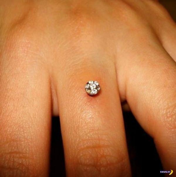 Обручальное кольцо без кольца