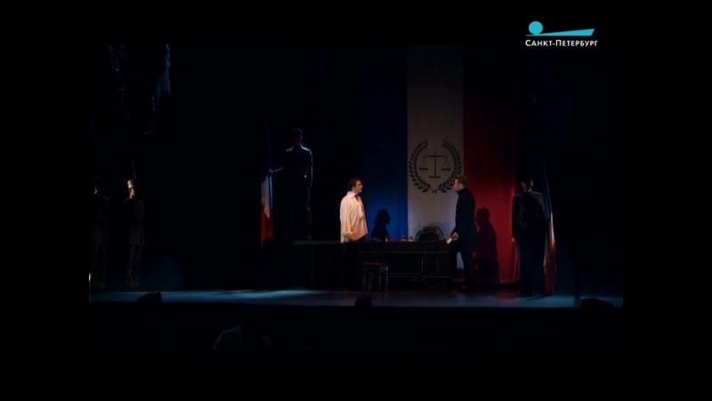 Культурная эволюция: В Театре музкомедии представили мюзикл «Граф Монте-Кристо»