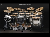 Gojira - L`Enfant Sauvage (2012) - 3.The Axe - (Virtual Drum Cover)