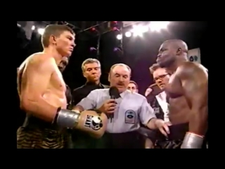 The Greatest Defensive Boxer of all Time - James Toney