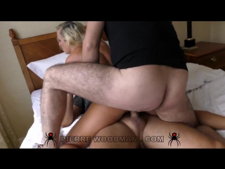[woodmancastingx.com] victoria pure (casting w 175 / 30.07.2017) [dp, anal, foursome, mmmf, deep throat, swallow, casting, all s