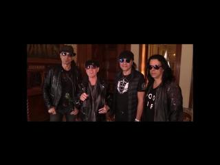 группа Scorpions 29 октября на РЕН ТВ