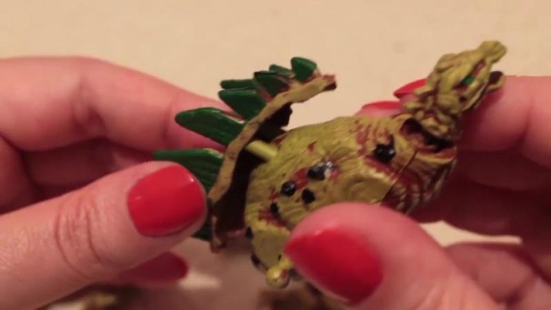Видео для детей Динозавры и мир юрского периода