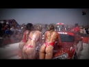 Chicas Latinas Hot Sexy Car Wash