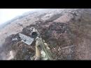 Хардбол попадания на 45 метрах из Комрада