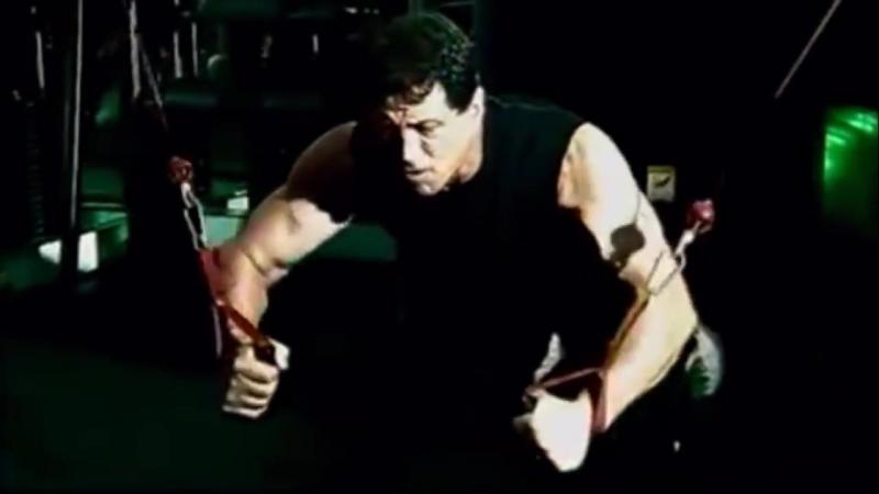 Сильвестр Сталлоне The Best Training in One Video