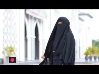 Hijrahku memakai niqab (cadar).mp4
