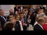 Крестины Принца Габриэля ожидание Королевской семьи
