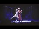 Со съемок мюзикла Баллада о маленьком сердце