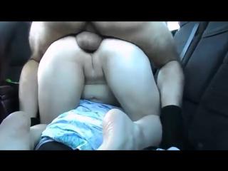 Глубоко милену в машине в жопу (домашнее) (порно,анал,минет,инцест,секс,трахнул,выебал,сосёт,пьяная)