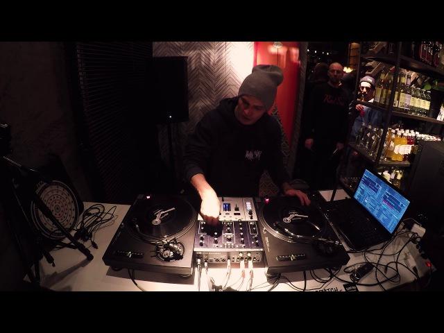 DJ MIGHTY BMC. Выступление на SCRATCH BOHEMIA 5.