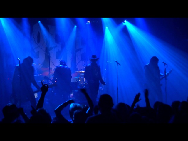 Wrap your troubles... - The 69 Eyes live @ Tavastia, 06.09.2014: 25 Years of Rock'N'Roll (2nd show)