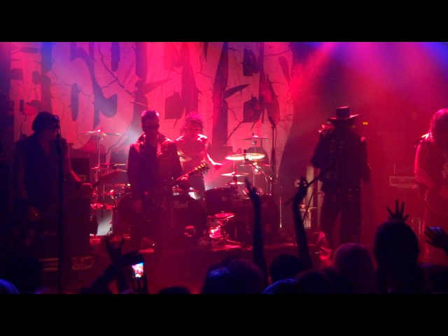 Sister of charity - The 69 Eyes live @ Tavastia, 06.09.2014: 25 Years of Rock'N'Roll (2nd show)
