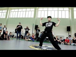 Open Breaking League Of South Russia | Bboy APACHE