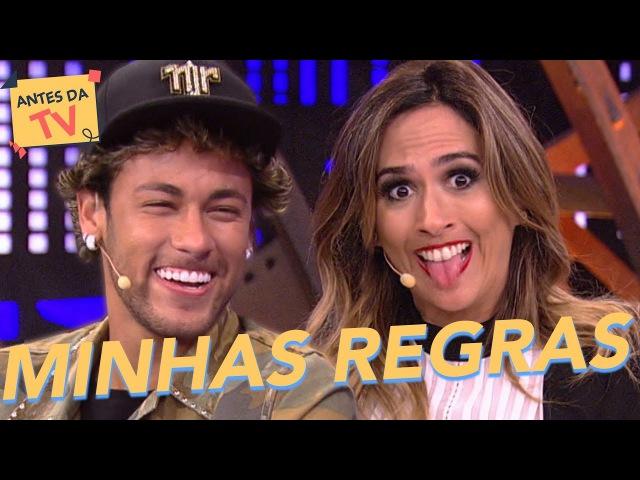 Meu Programa, Minhas Regras - Tatá Werneck Neymar - Lady Night - Humor Multishow