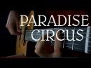 Massive Attack - Paradise Circus - Fingerstyle