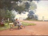 Лариса МОНДРУС - Осенняя (Старая скамейка)