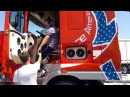 Daf the spirit on sound da panico misano truck 2011