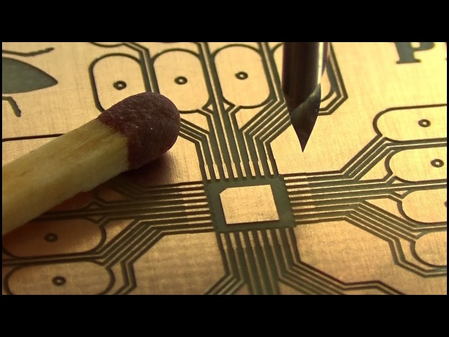 PCB making, PCB prototyping - how to make a PCB - step by step