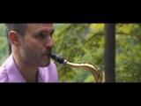 Clean Bandit - Symphony feat. Zara Larsson - Saxophone Cover by Juozas Kuraitis
