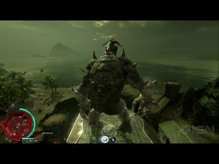 Новый геймплей Middle-earth: Shadow of War.