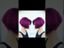 Before and after haircolor haircut Antreas Divine