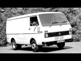 Volkswagen LT 35 Panel Van UK spec 1975