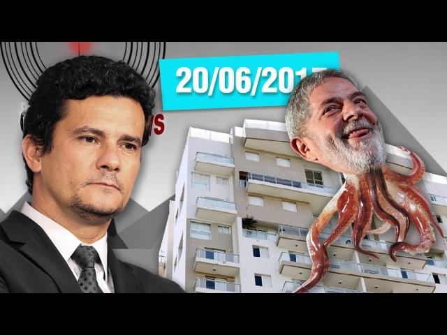 """Lula Inocento, EstudANTA Profissional, """"Fim"""" da Reforma Trabalhista, Maluf e Fora de Maisa em Dudu"""