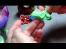 How to make a quick and easy ribbonwork leaf