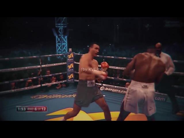 Vladimir Klichko vs Anthony Jones (нокдаун)