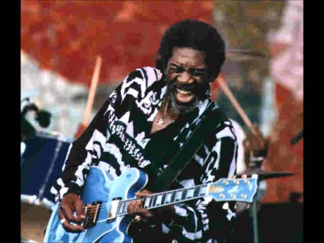 LUTHER ALLISON ,, CHERRY RED WINE.wmv good quality sound