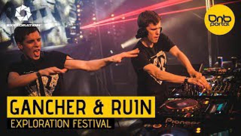 Gancher Ruin - Exploration Festival 2017 [DnBPortal.com]
