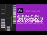 After Effects quicktip Actually Use the Flowchart for Something