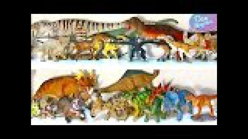 230 DINOSAUR TOYS! HUGE DINOSAUR TOYS COLLECTION ACTION FIGURES