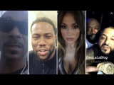 Celebs on Thanksgiving 2017 (ft. Kevin Hart, Migos, Snoop Dogg, J.Lo, DJ Khaled, Diddy &amp More)