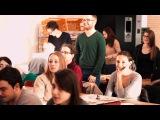Beethoven Flashmob Mensa Heidelberg #HDFlashmob