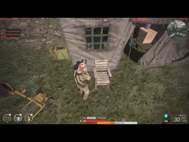 Last Man Standing Double Kill Crypt Keeper