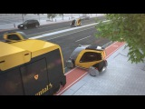 Continental recently unveiled its Bee autonomous car