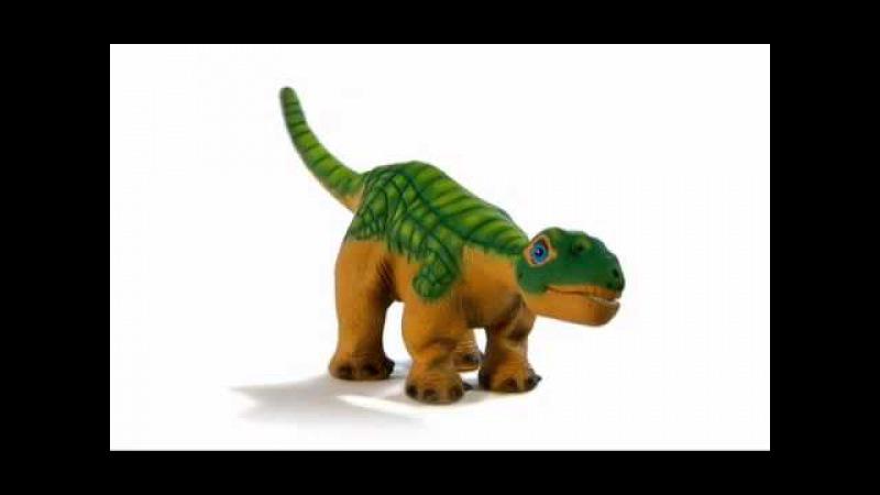 Робот - динозавр Pleo