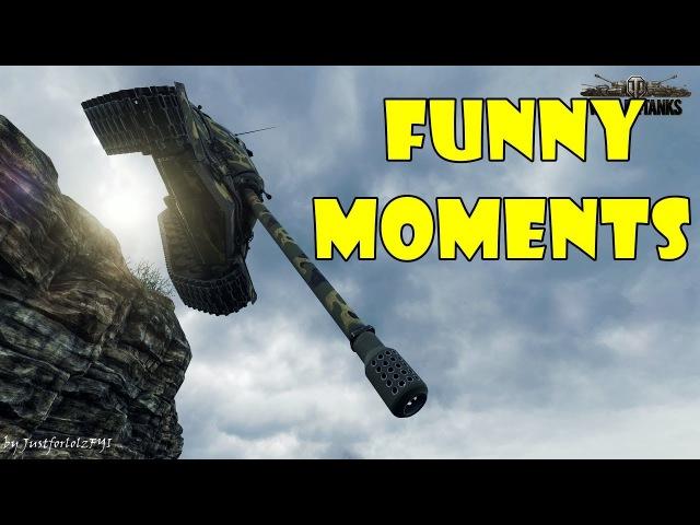 World of Tanks - Funny Moments | Week 2 September 2017