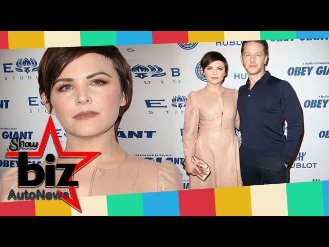 Breaking News - Ginnifer Goodwin on the red carpet with hubby Josh Dallas