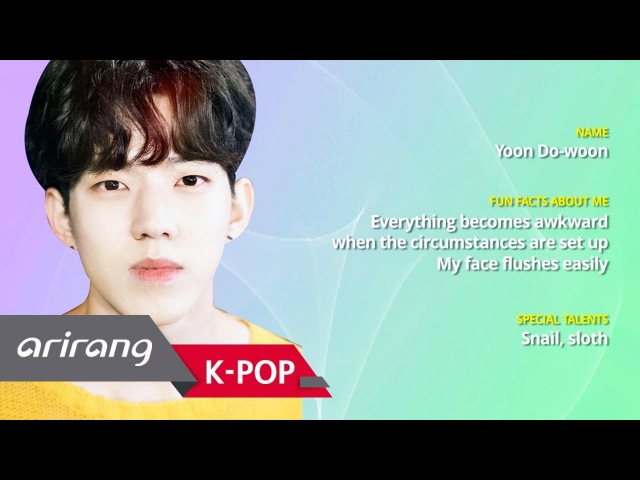 [Pops in Seoul] DAY6(데이식스) Yoon Do-woon(윤도운) _ Self-Introduction