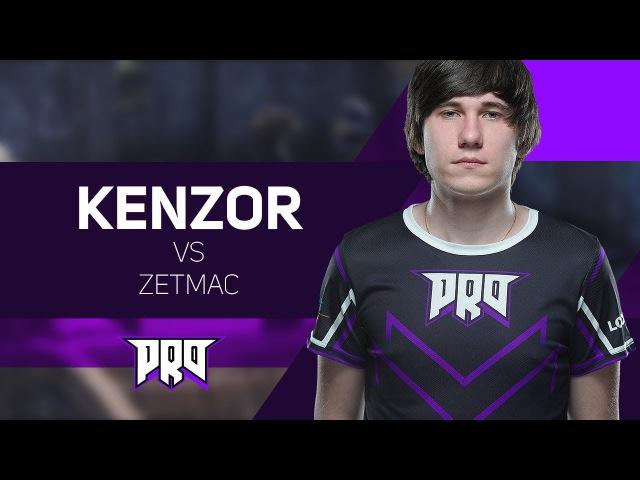 ACE pro100 kenzor vs Zetmac »