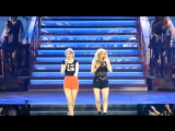 Taylor Swift & Ellie Goulding - Burn (Live on The Red Tour 2014, London night 5)
