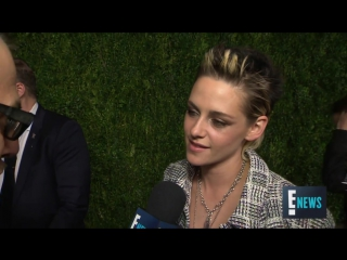 Kristen Stewart Says Shes Lucky to Have Had Twilight - E! Live from the Red Carpet (13/11)