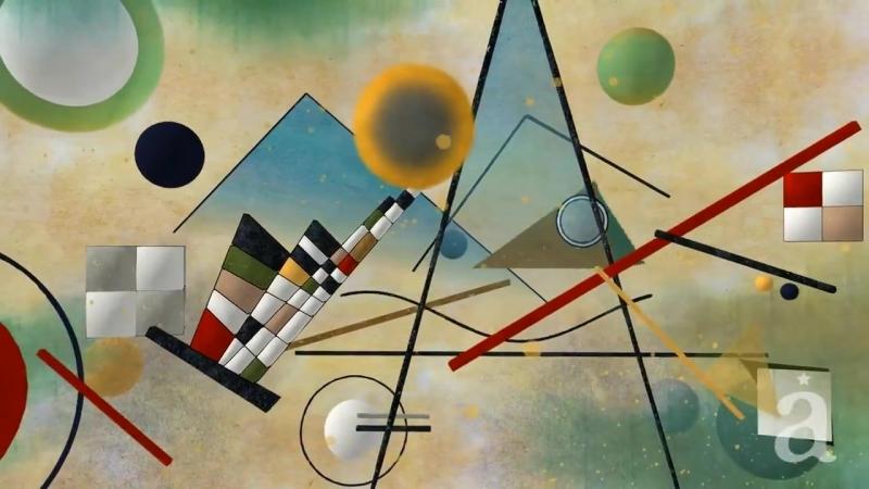 Master Wassily Kandinsky