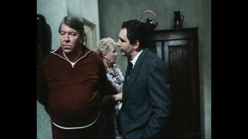 Вход в лабиринт (1989) 4 серия