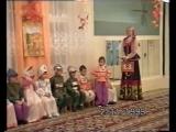 Кирюша  в роли Старика  сказка ,,Золотая рыбка,, д.сад ,,Солнышко,, 1999 год. г.