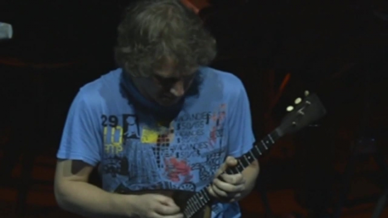 Alexey Arkhipovsky plays in Moscows Central House of Artists