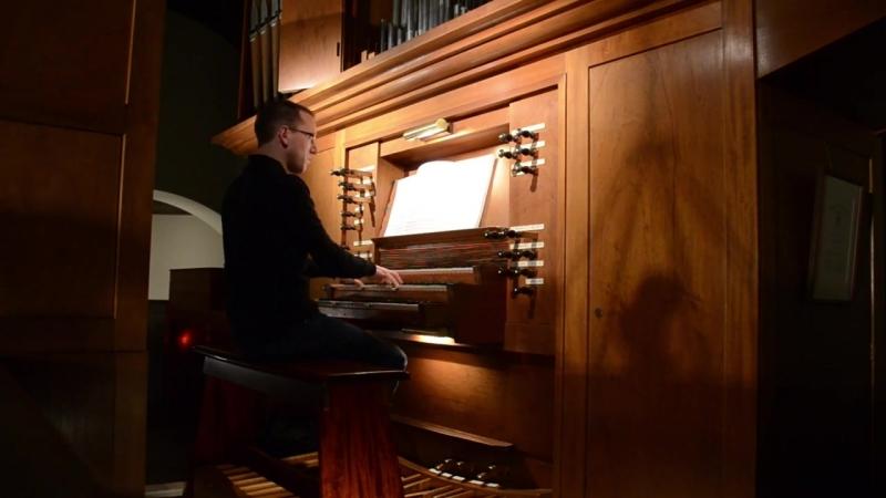 729 J. S. Bach - Miscellaneous chorale preludes In dulci jubilo, BWV 729 - Christian Lane